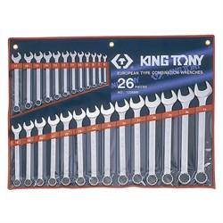 Ключей комплект 1226MR KINGTONY - фото 56940