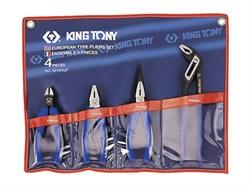 Комплект шарнирно-губцевого инструмента 42104GP01 KINGTONY - фото 56952