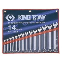 Ключей комплект 1215MR01 KINGTONY - фото 57001