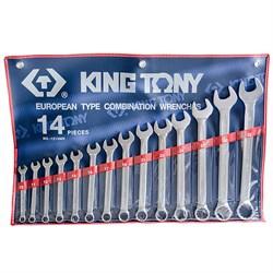 Ключей комплект 1214MR KINGTONY - фото 57002