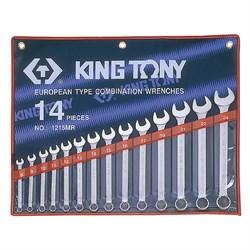 Ключей комплект 1214SR KINGTONY - фото 57003