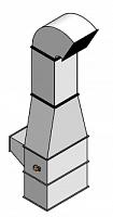Заслонка и каркас вентиляции NORDBERG - фото 57214