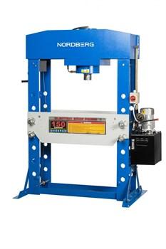 Пресс напольный электрогидравлический NORDBERG n36150E  - фото 57282