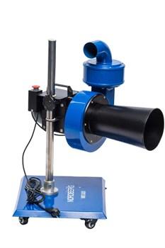 Мобильная установка для сбора выхлопных газов MEU05 (380в) NORDBERG - фото 57284