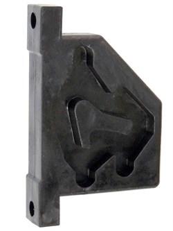 NORDBERG AUTOMOTIVE запчасть шмс ползунок 6000211 педальной группы пластиковый для поворота стола 4638, 4939,5 - фото 57356
