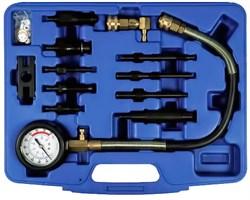 Компрессометр дизельный с насадками для легковых автомобилей мастак 120-11070с MACTAK - фото 57494