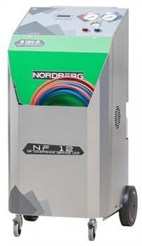 Автоматическая установка для заправки автомобильных кондиционеров, 12 л Nordberg NF12 - фото 57506