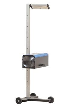 Установка проверки и регулировки светового потока фар NORDBERG NTF1 - фото 57574