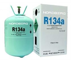 Хладагент фреон R134A Nordberg - фото 57576