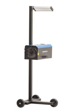 Установка проверки и регулировки светового потока фар NORDBERG NTF3 - фото 57729