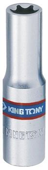 "Kingtony головка TORX 327510M глубокая е-стандарт е10 3/8"" - фото 57741"