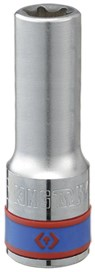 "Kingtony головка TORX 427520M торцевая e-стандарт 1/2"" е20 l=77мм - фото 57753"
