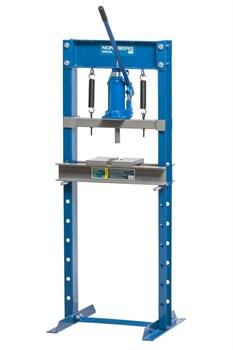 Пресс с ножным приводом, силовое устройство - домкрат, усилие 12 тонн NORDBERG ECO N3612JL - фото 57833