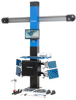 Стенд сход-развал с двумя камерами 3D NORDBERG C802 - фото 58270