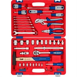 Универсальный набор инструментов МАСТАК 01-058C 58 предметов - фото 59734