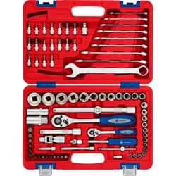 Универсальный набор инструментов МАСТАК 01-082C  82 предмета - фото 59735