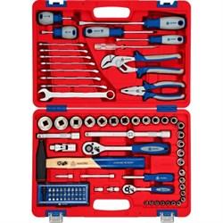Универсальный набор инструментов МАСТАК 01-088C 88 предметов - фото 59736