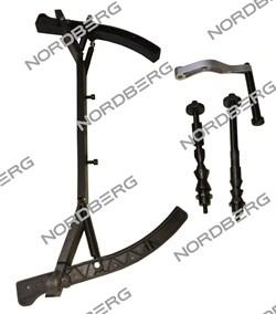 Адаптер для мотоциклетных колес для шмс Nordberg 4525 - фото 62877