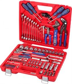 Набор инструментов универсальный, 102 предмета МАСТАК 0-102C - фото 63898
