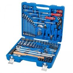 Набор инструментов универсальный, 110 предметов KING TONY 7510MR - фото 64506