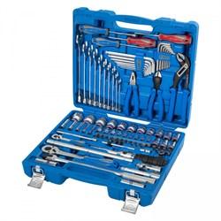 Набор инструментов универсальный, 87 предметов KING TONY 7587MR01 - фото 65010