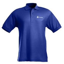 "Поло с логотипом бренда ""МАСТАК"", размер XXL, синий МАСТАК ADT-201807XXL"