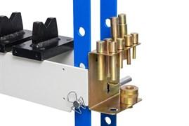 Комплект насадок (пуансонов) N36P c матрицей для гидравлических пресов NORDBERG