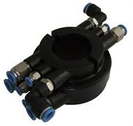 NORDBERG AUTOMOTIVE запчасть шмс клапан 4-B 6000321 D6 пневмораспределительный для 4639,5ID