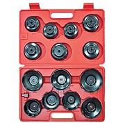 Набор съёмников масляных фильтров 15 предметов мастак 103-40015C MACTAK