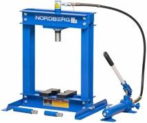 Пресс, усилие 4 тонны NORDBERG ECO N3604