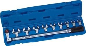 king tony ключ 345202d11mr динамометрический с набором рожковых насадок