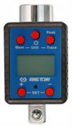 "Электронный динамометрический адаптер 3/4"", 100-500 Нм, кейс king tony 34607-1a"