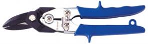 Ножницы по металлу  правые, загнутые 260 мм king tony 74260