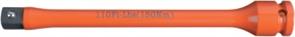 Удлинитель торсионный 1/2 195 мм, с ограничителем крутящего момента 150 Нм KING TONY 4269-08-F0
