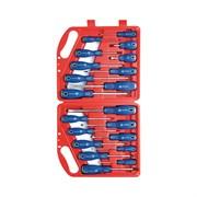 Набор отвёрток в пластиковом кейсе МАСТАК 04-20C
