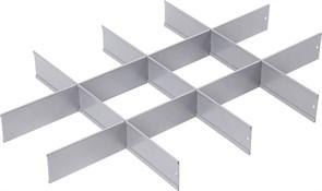 Металлический лоток (разделитель) для инструментальной тележки МАСТАК 513-00581
