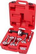 Набор для демонтажа ступиц колеса МАСТАК 100-41007C