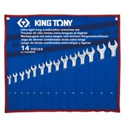 Набор комбинированных ключей  KING TONY 12A4MRN