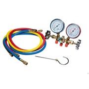 Коллектор манометрический для фреона R12 МАСТАК 105-21002