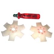 Приспособление для очистки и правки сот радиатора МАСТАК 103-71003