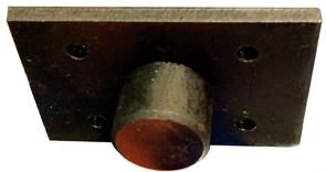 NORDBERG ОПЦИЯ НАСАДКА на лапу с металлическим основанием прямоугольная для подъемника N4120A-4T