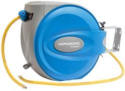Пневматический шланг на самоскручивающейся катушке NORDBERG HR1030HPVC