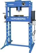 Пресс гидравлический с пневмоприводом, усилие 45 тонн NORDBERG ECO N3645AL