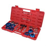 МАСТАК Набор оправок для монтажа и демонтажа сальников, 27-58 мм, кейс, 22 предмета