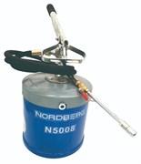 NORDBERG УСТАНОВКА N5008 для раздачи густой смазки 8 кг