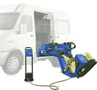Мобильный станок шиномонтажный для грузовых авто Nordberg 46TRKM