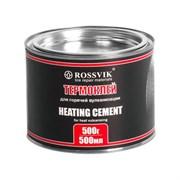 Термоклей, 500 мл./500гр РОССВИК (банка без кисточки)