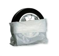 Пакет для шин ПНД 110х110см 15мкм (100шт)