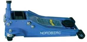 Домкрат подкатной, г/п 3 тонны NORDBERG N32033