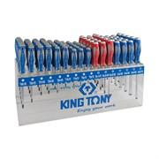 Подставка для отверток на 96 предметов KING TONY 87105